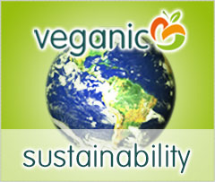 Veganic sustainability