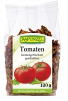 Rapunzel Tomatos dried and sliced, 100g BBD:2.2.19